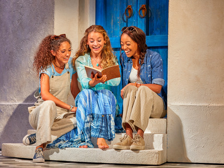 Worldwide smash hit musical MAMMA MIA! comes to Curve in 2022