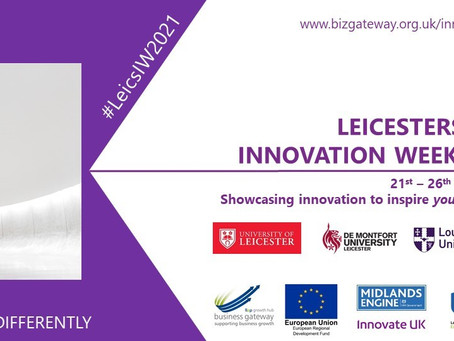 What to expect from Leicestershire's Innovation Week