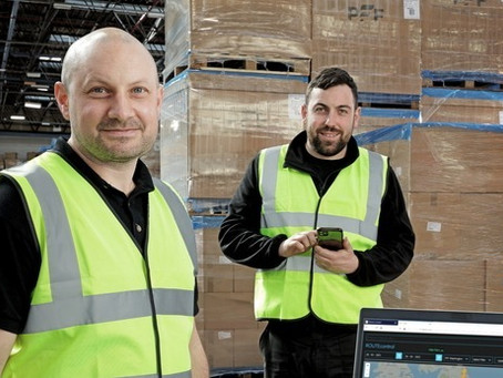 UK food packaging manufacturer chooses Leicester logistics firm to help manage growing supply chain