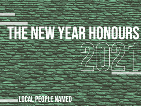 22 local people named in New Year Honours list
