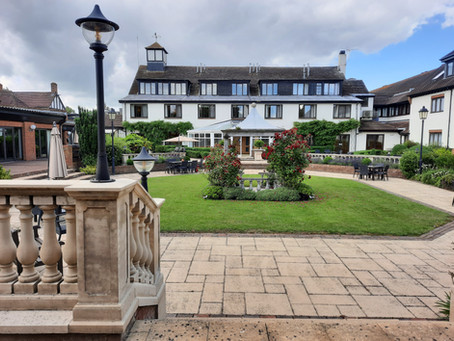 Reviewed: The Oxford Belfry Hotel