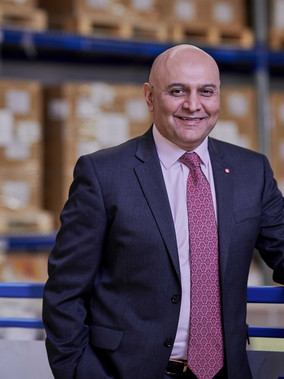 Leicester Businessman Named One of the UK's Top 50 Most Ambitious Business Leaders