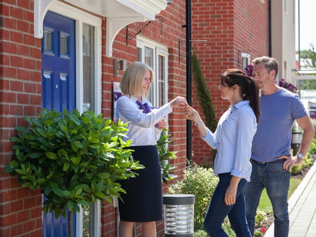 Top tips for visiting a show home during National Home Buying Week