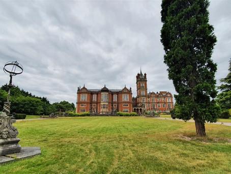 Reviewed: Crewe Hall, Cheshire