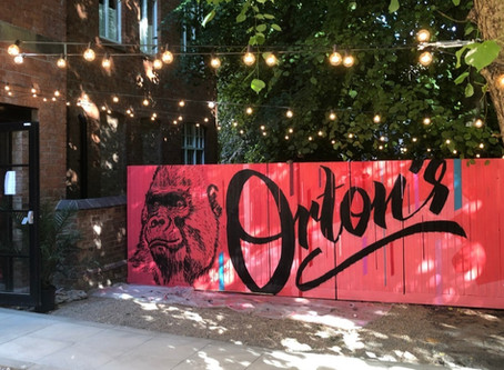 What's on the menu at Orton's Brasserie