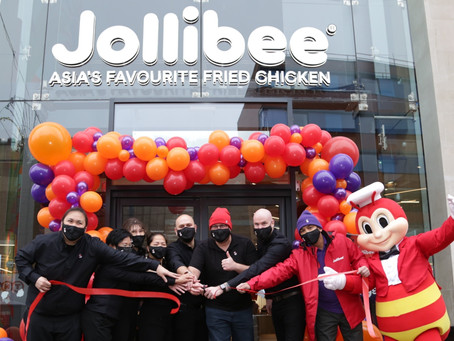 Filipino restaurant chain Jollibee opens first Midlands store in Leicester