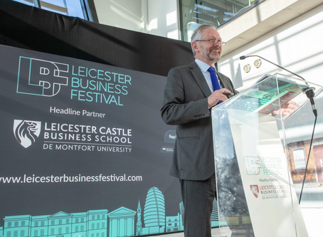 Final week to apply to host an event at Leicester Business Festival