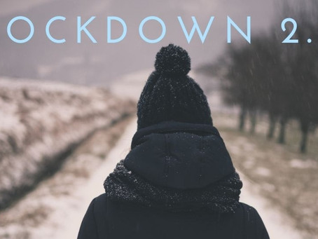 How to gain back control as we enter second lockdown today