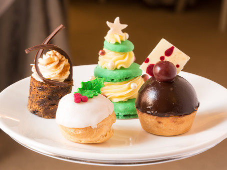 Whittlebury Park launches post-lockdown festive afternoon tea