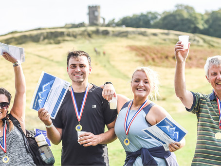 How to take part in the Leicestershire 3 Peaks Challenge