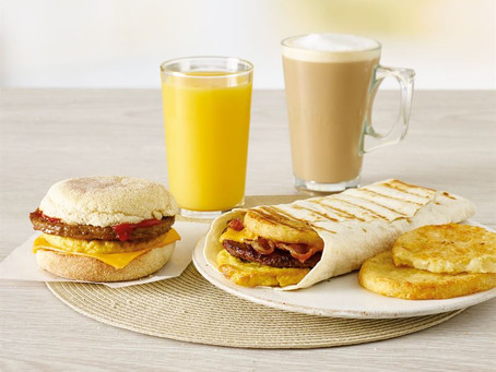 Tim Hortons offers breakfast meals for just £1 with Eat Out To Help Out scheme