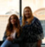 Veronica Romero & Erica Ledezma
