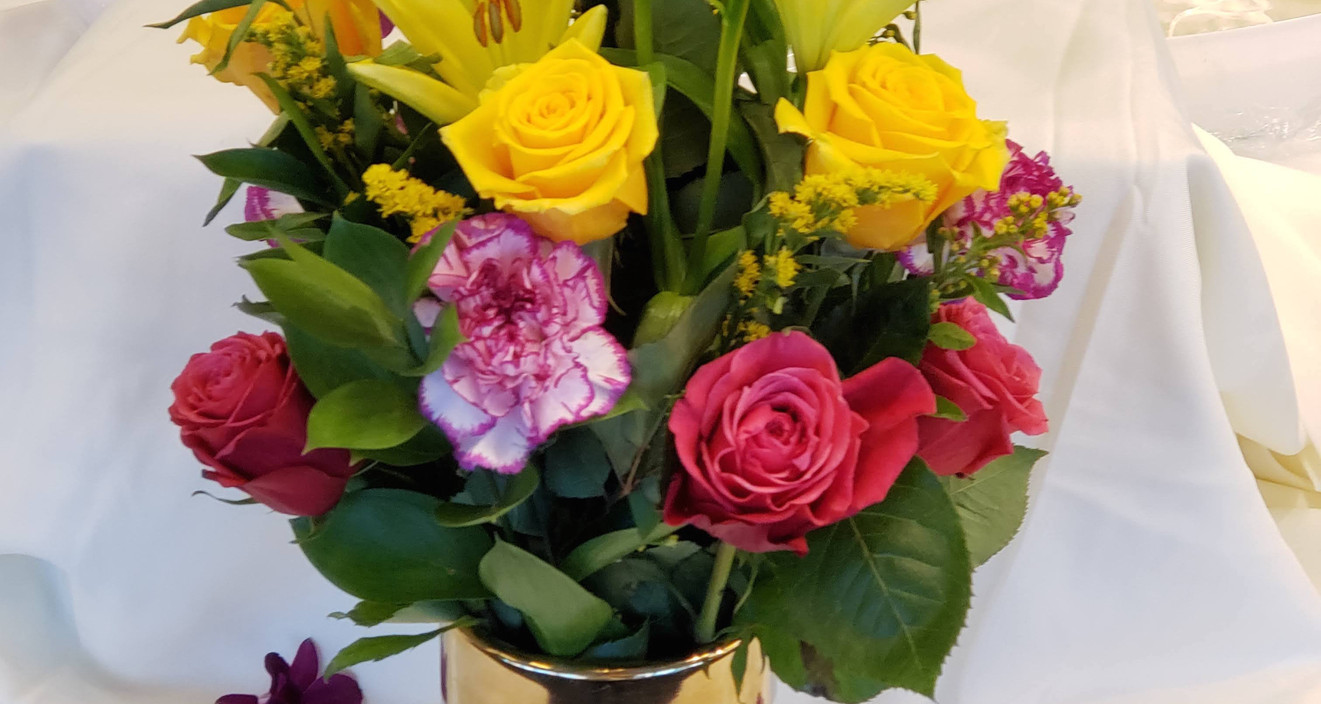 Flower Arraigments