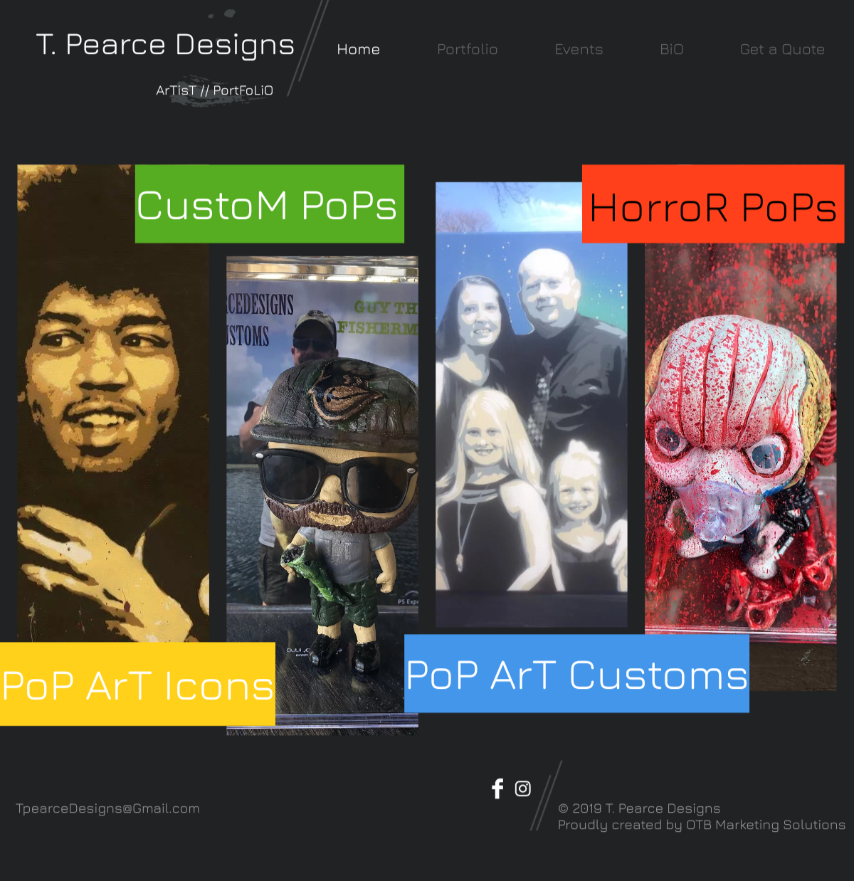 Tpearce Designs Concept 1