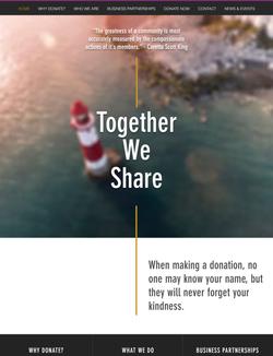 Together We Share Concept 1