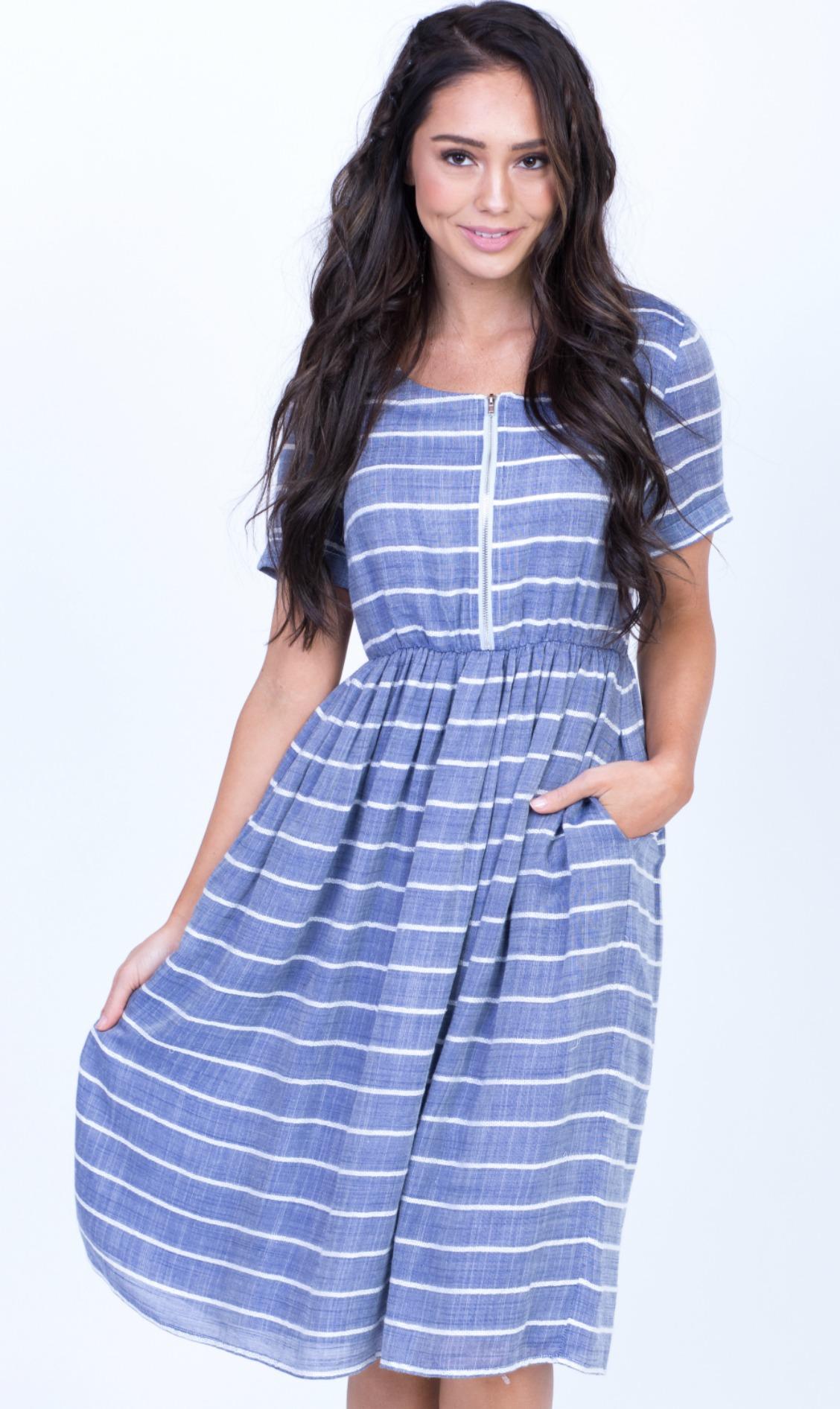 0a17d81d102e Modest Women's Dresses | 69 N Main St | Leven's