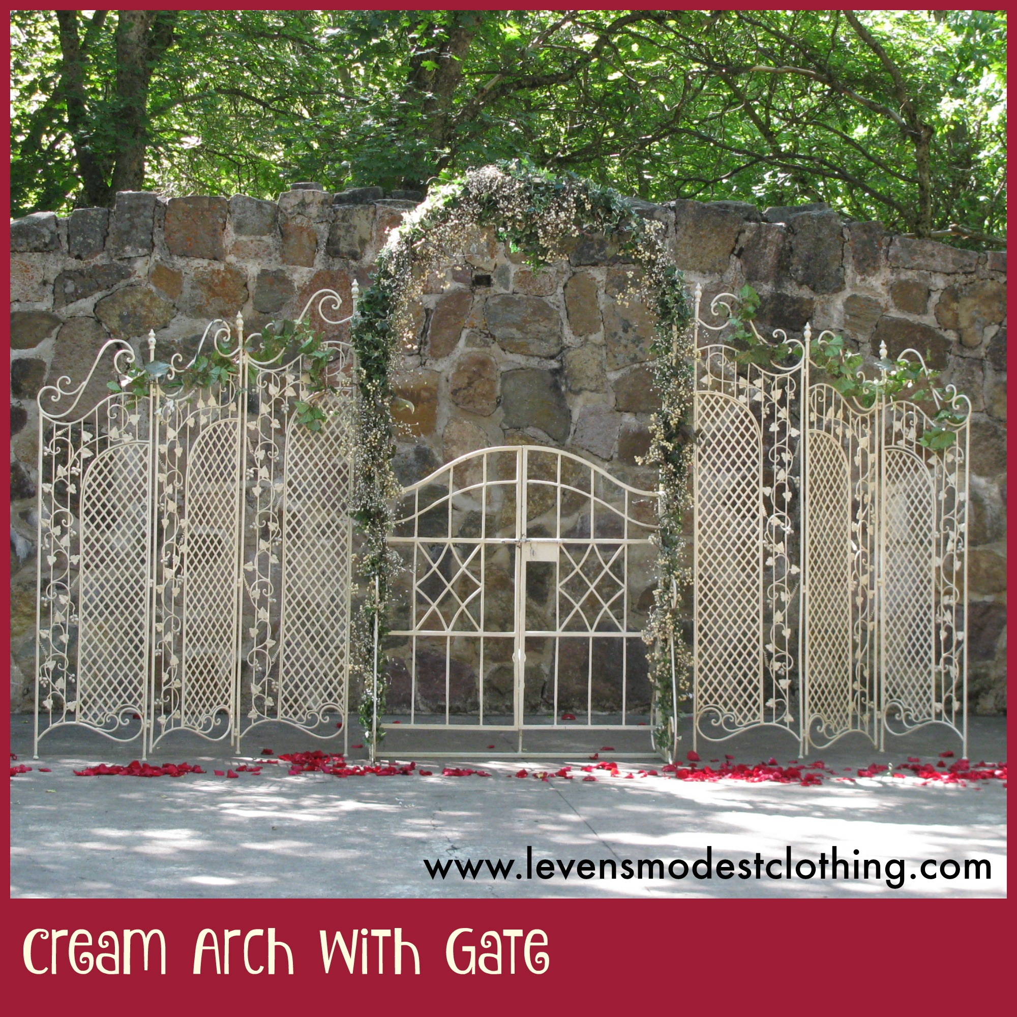 Cream Arch