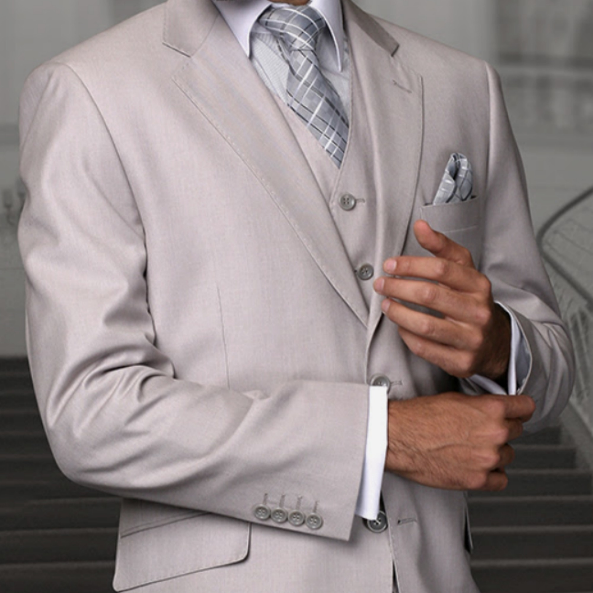 Unique colored suits