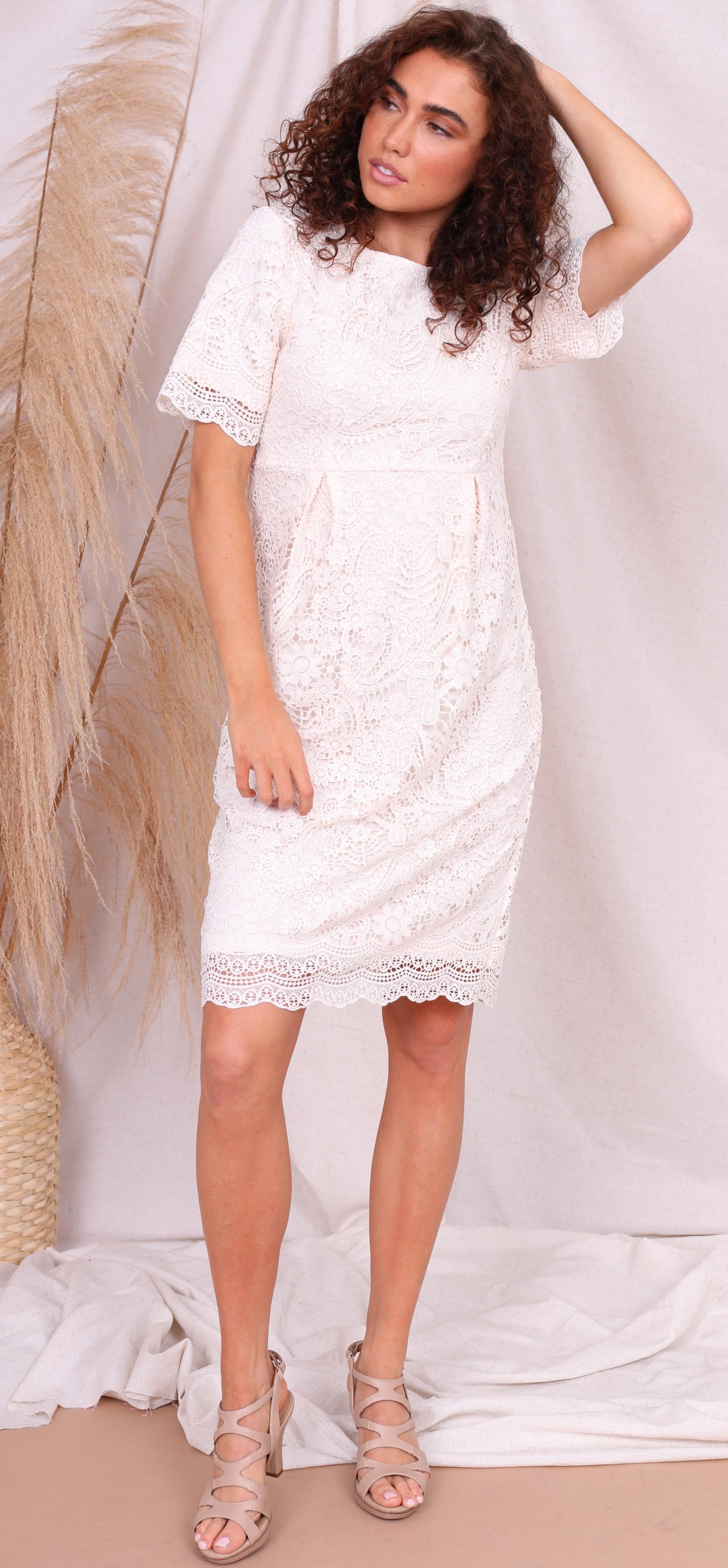Demi-Ivory Lace