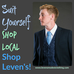 Suit Yourself.  Shop Local.