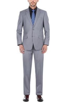 Men's Gray Suit
