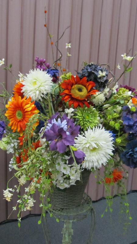 Huge Flower Arrangements