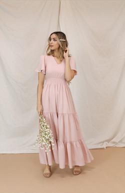 Eden Maxi-Mellow Rose Pink