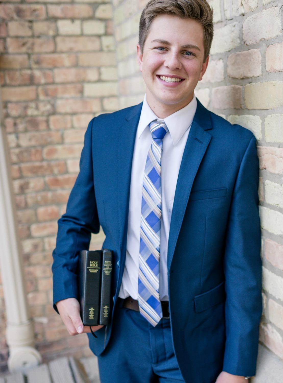 Elder Missionary Clothing