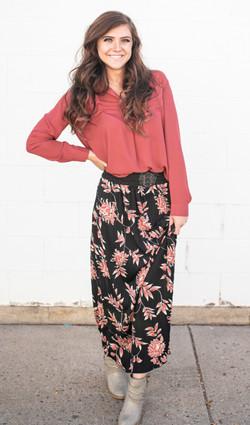 Maxi Skirts $15