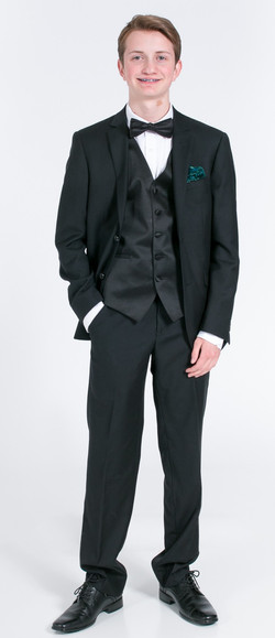 Suits for the High School Dances