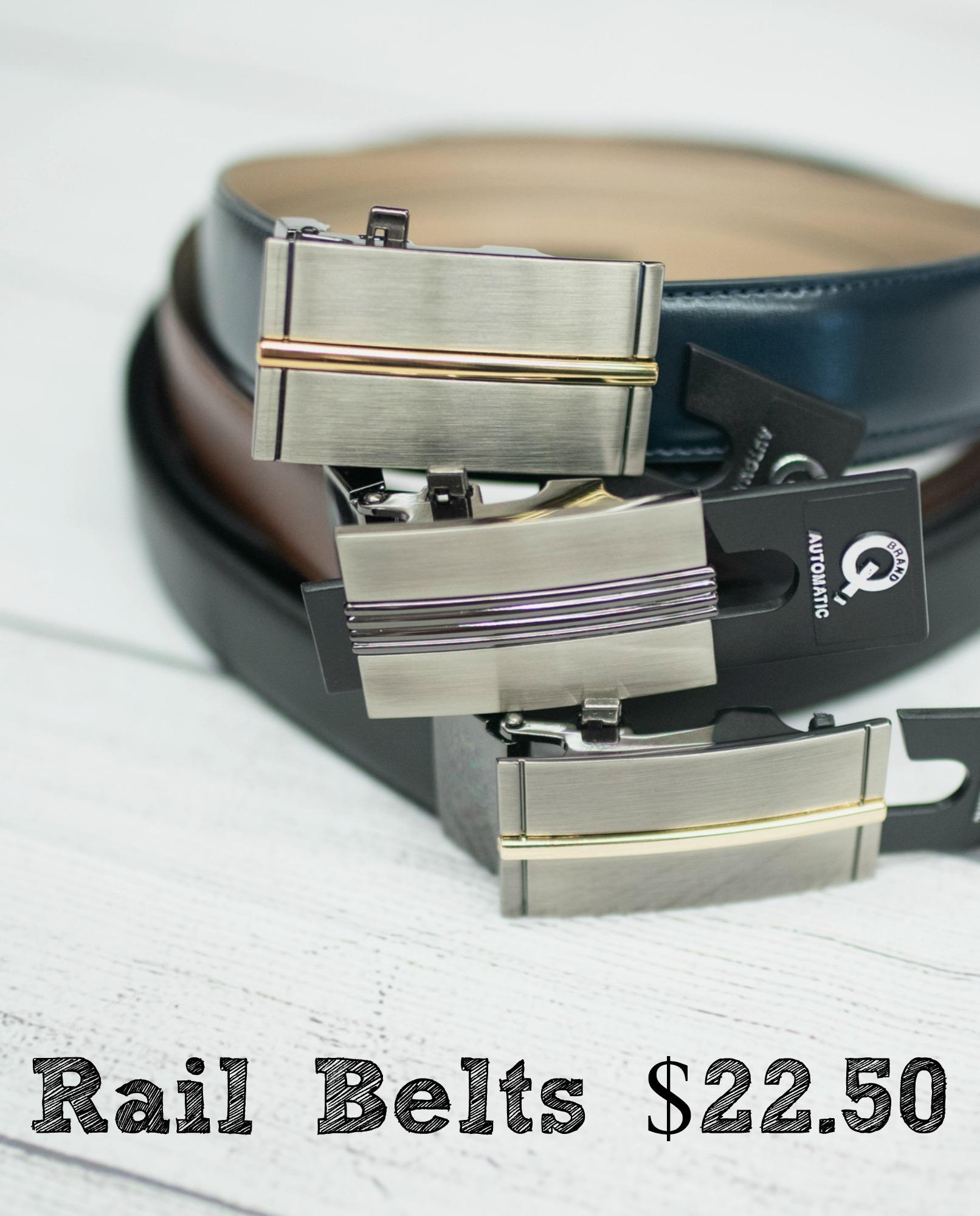 Rail Belts