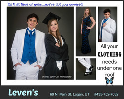 Tux Rentals & Formal Wear