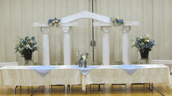 We decorate weddings