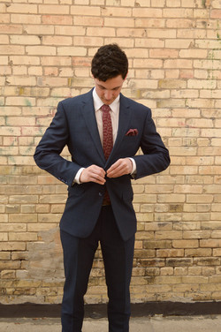 Plaid Suits