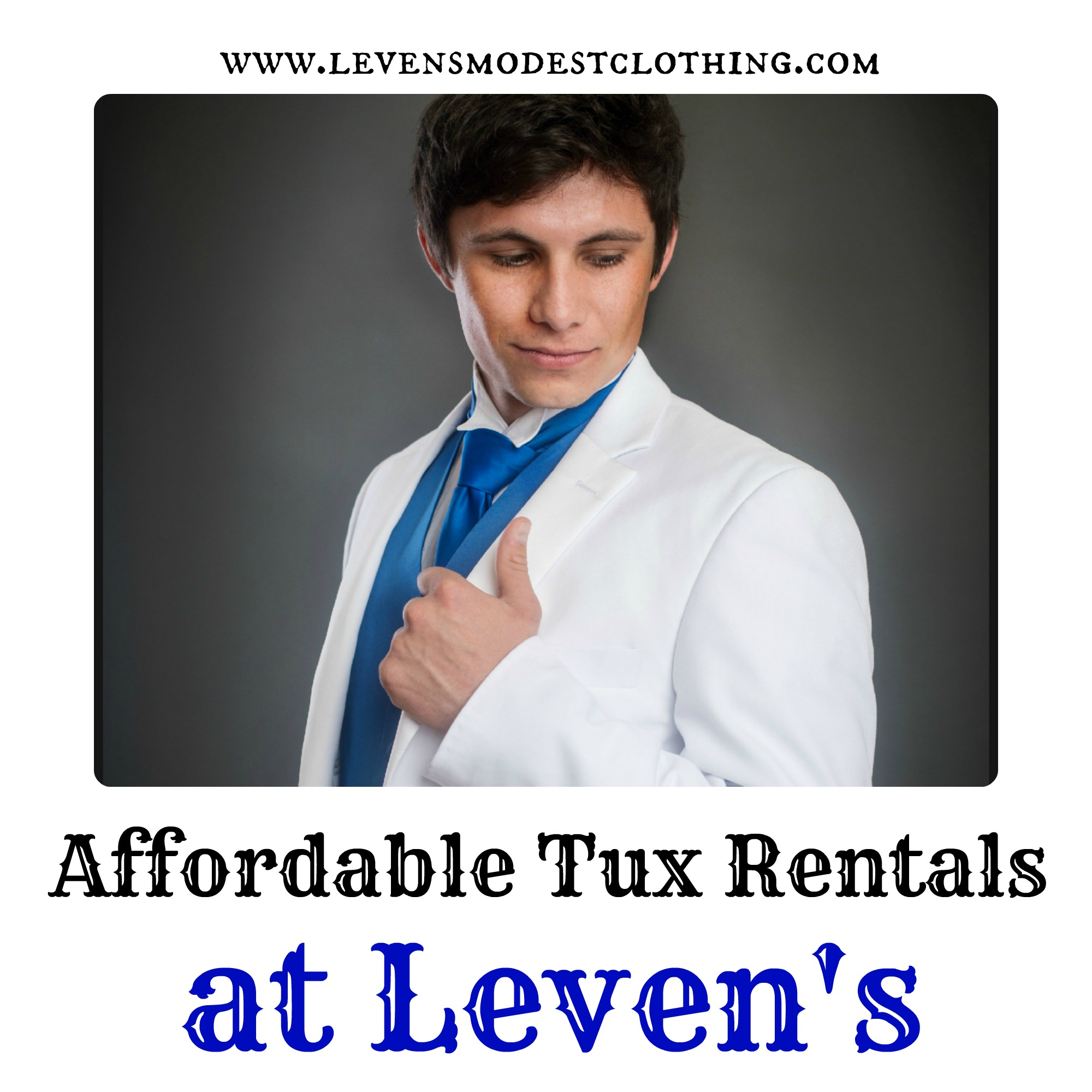 Affordable Tuxes