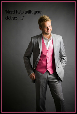 Suits and Formal Wear