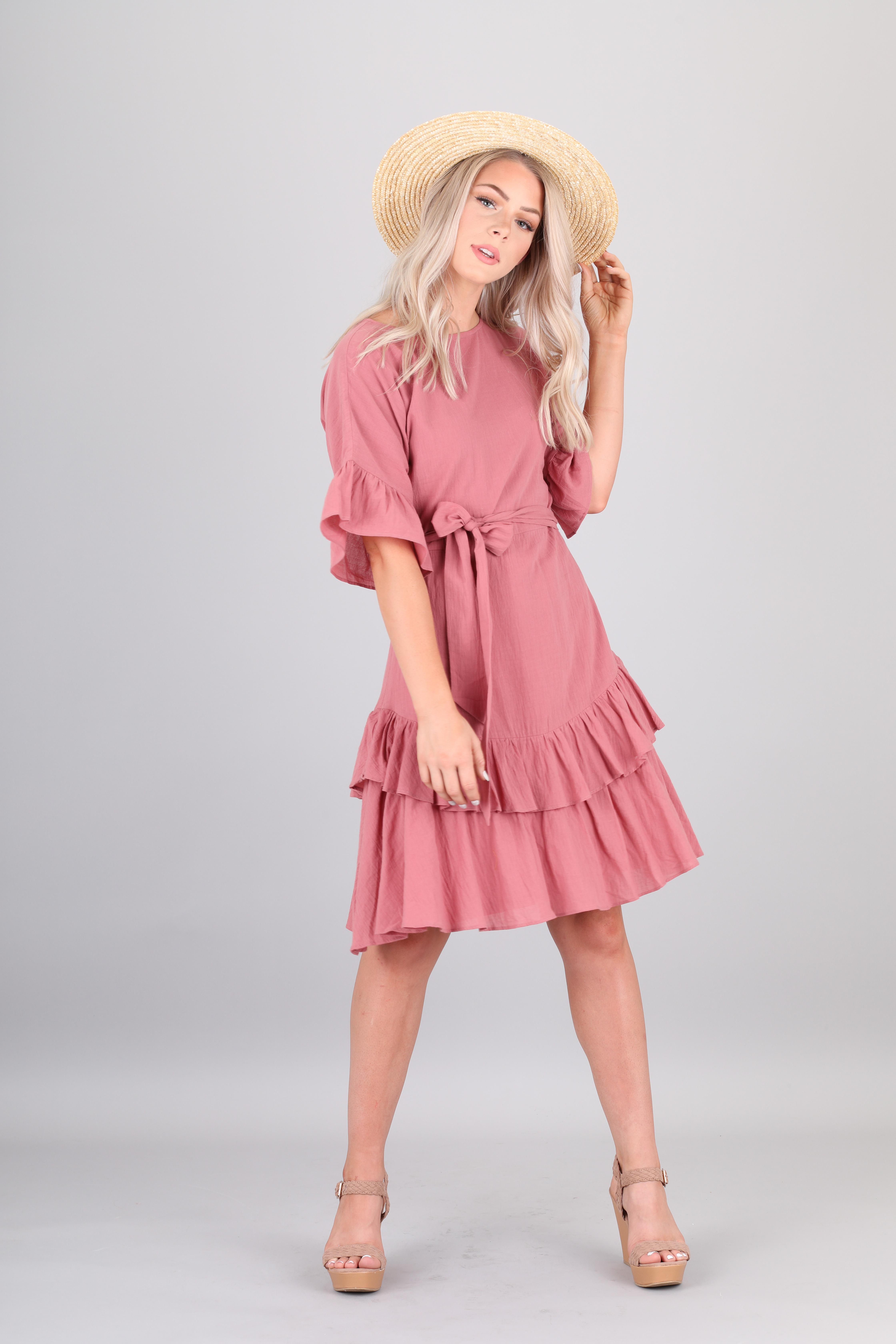 Mikarose Brynn Dress-Briar Rose