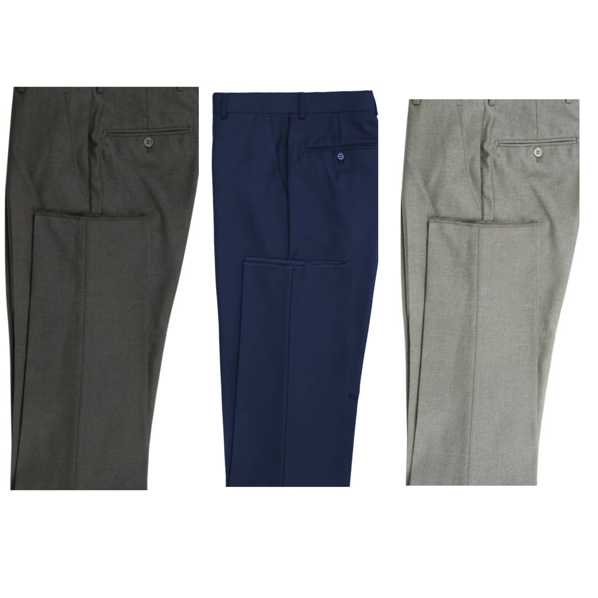 Men's Slim Fit Dress Pants