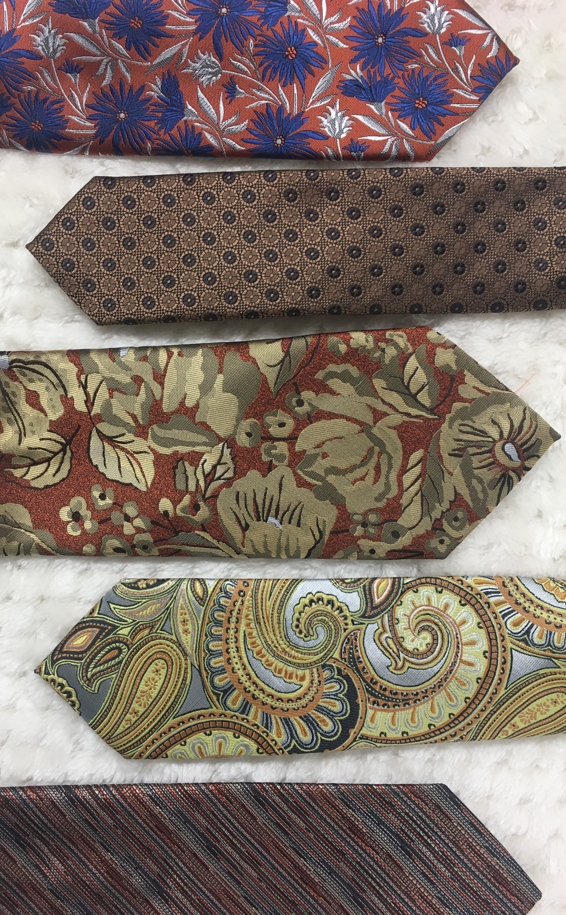 Quality Men's Ties