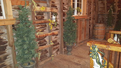 Rustic Barn Reception_