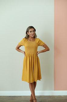 Spencer-Mustard Sheen