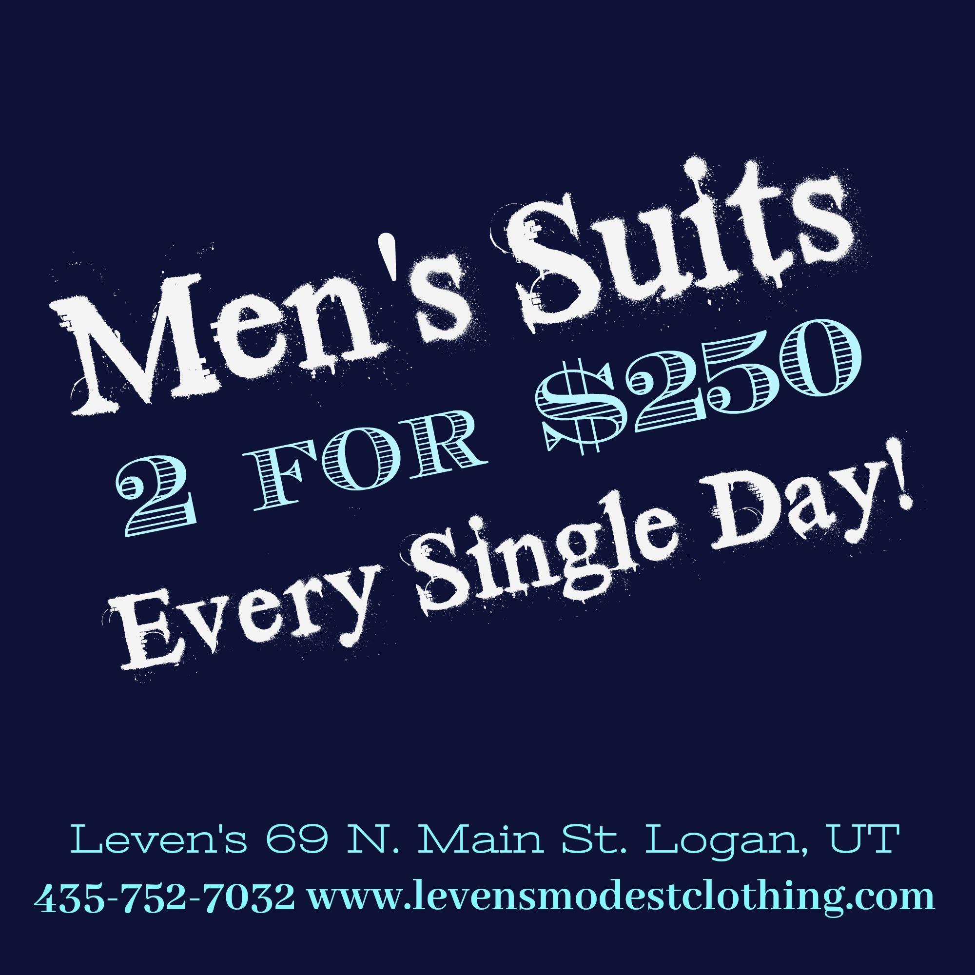 Suit Prices