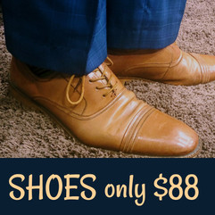 Men's Shoes $88