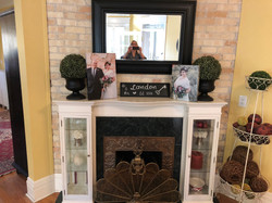 Fireplace Accents