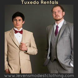 Tuxedo Rentals