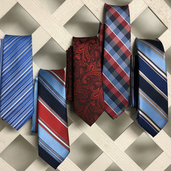 Red Ties and Blue Ties