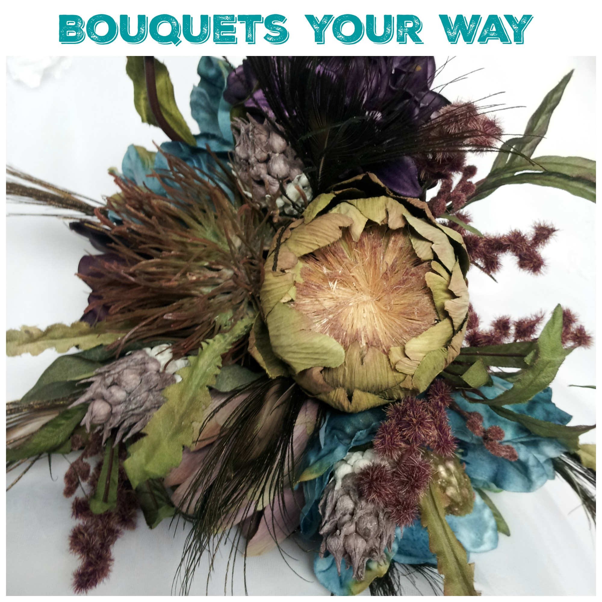 Bouquets starting at $90