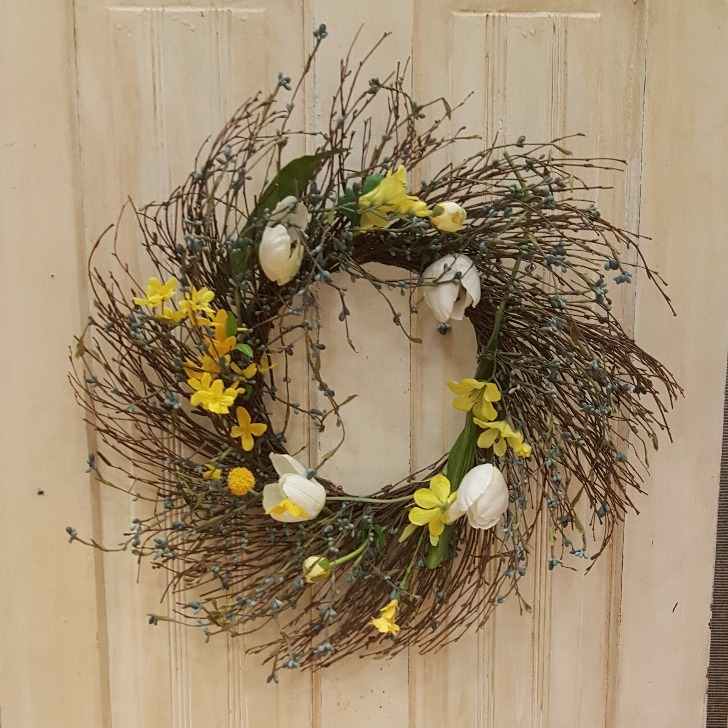 Wreaths for the Doors