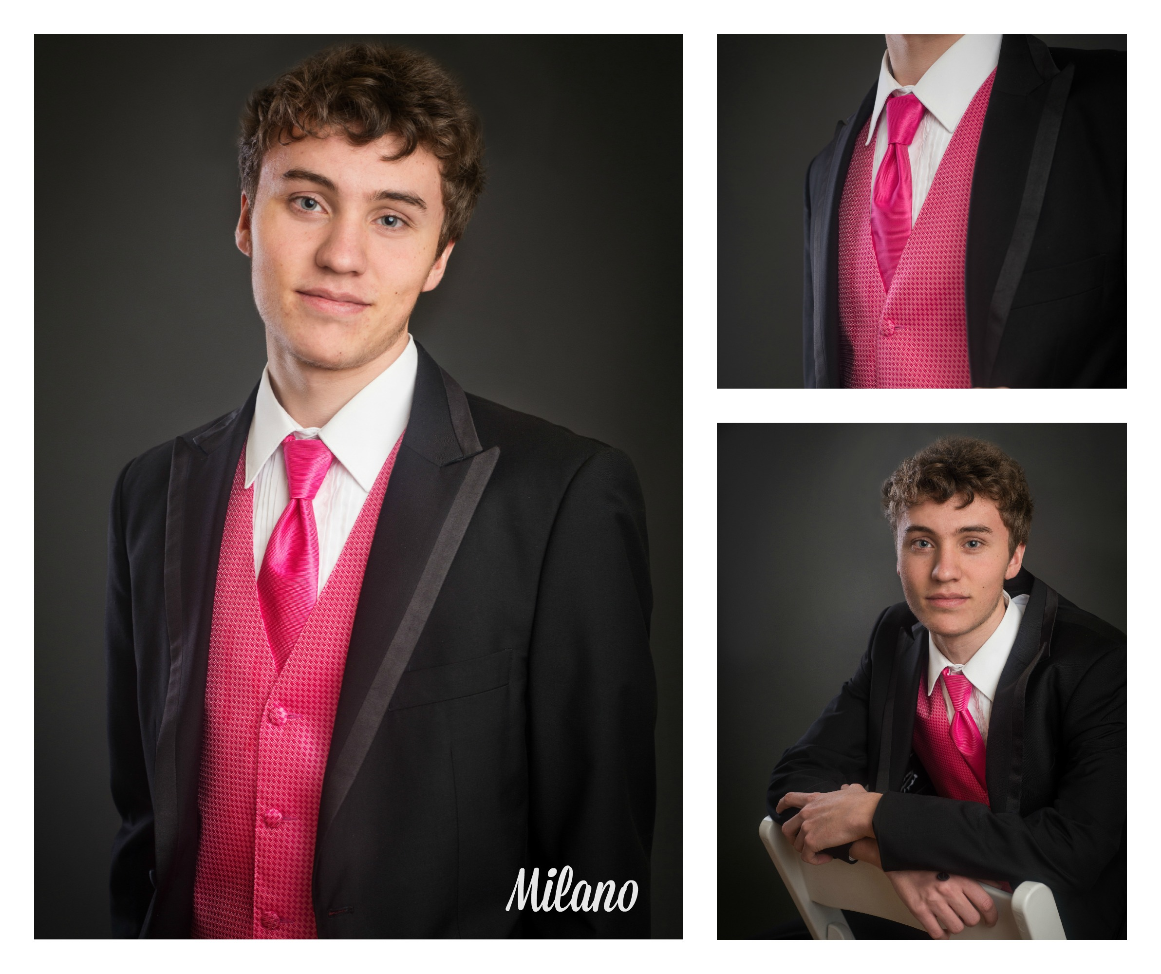 The Milano Tux
