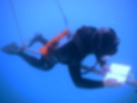 in-water recompression